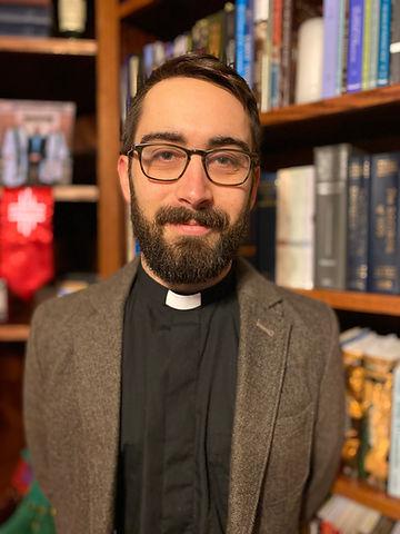 Pastor Jacob Hanby of Providence Churc in Caro, MI