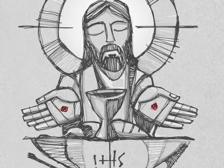 Sermon Follow-Up (8/15/21): Eucharistic Presence