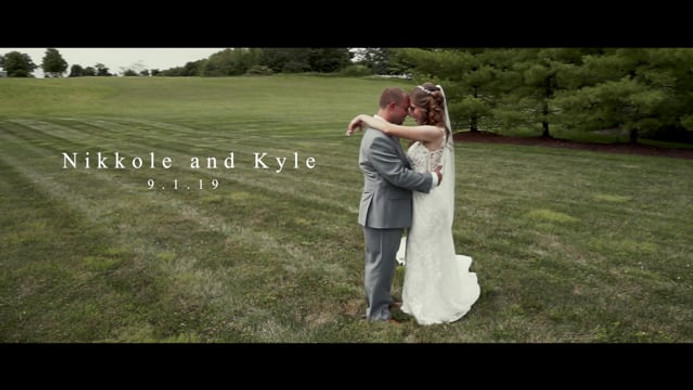 Nikkole and Kyle