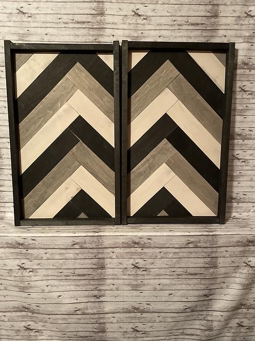 Wood Barn Quilt (NOT SEALED W/ EPOXY)