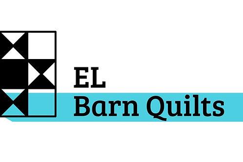 4'x4' Barn Quilt