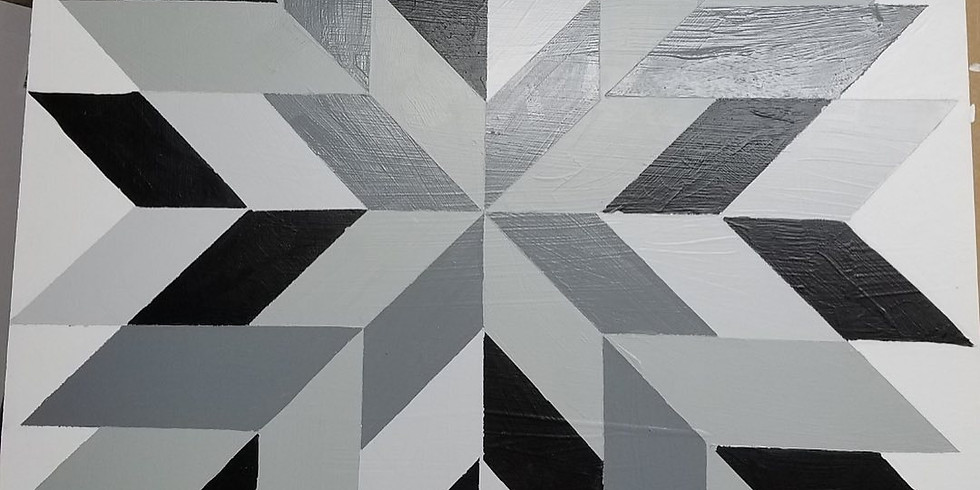 Barn Quilt Painting Class