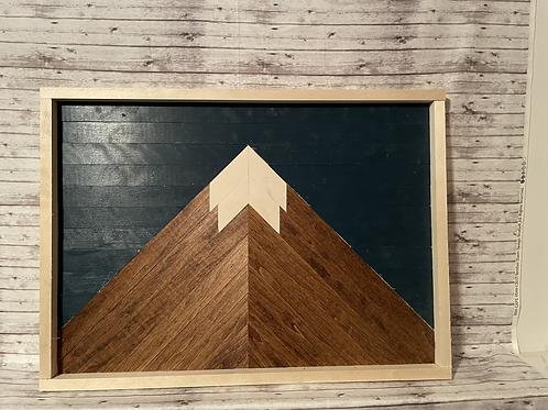 Wooded Mountain (SEALED W/ EPOXY)