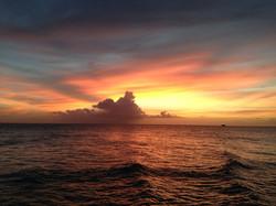 sunset mayawest