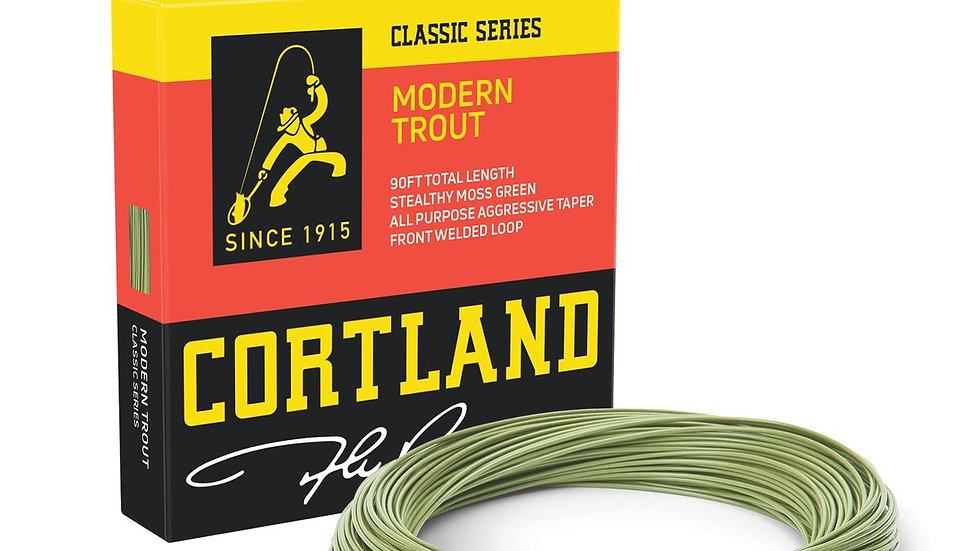Cortland 444 Modern Trout