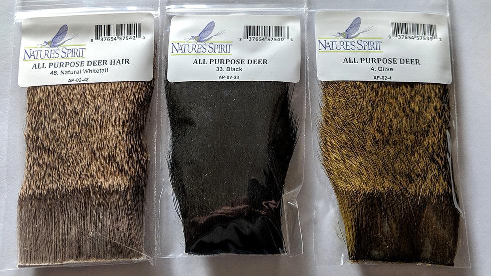 Nature's Spirit All Purpose Deer Hair
