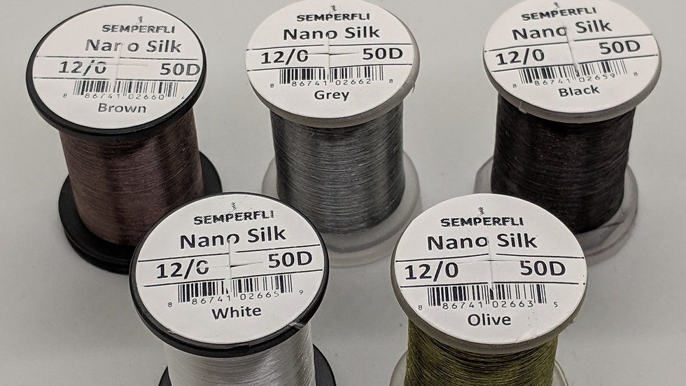 Semperfli Nano Silk 12/0