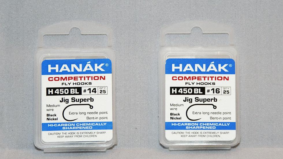 Hanak H450BL Jig Superb