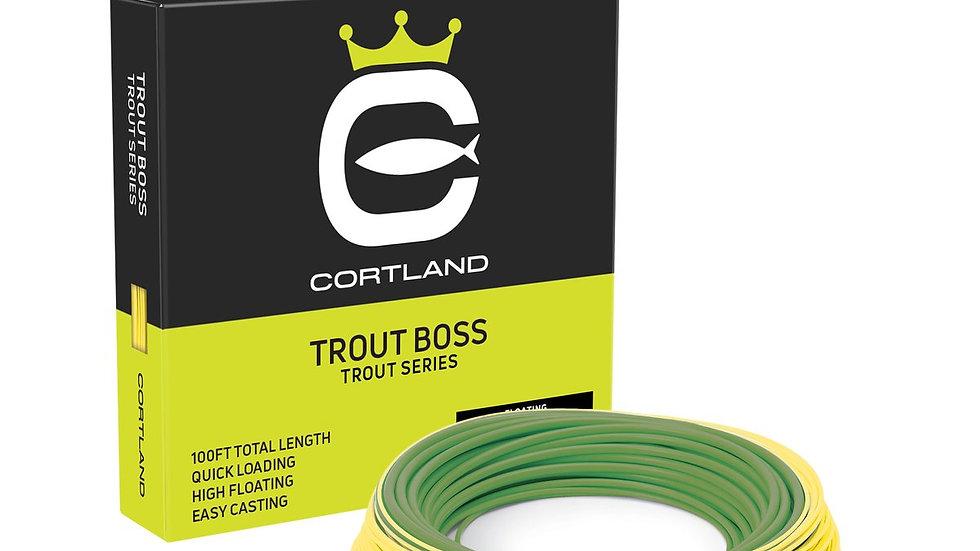 Cortland Trout Boss Line