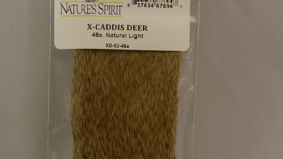Nature's Spirit X-Caddis Deer Hair