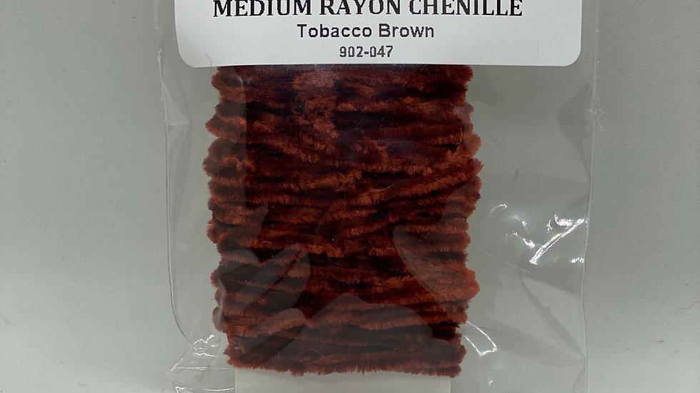 Medium  Rayon Chenille
