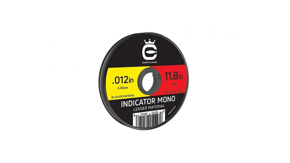 Cortland Bi-Color Indicator Mono