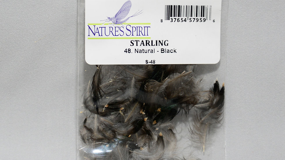 Nature's Spirit Starling Feathers