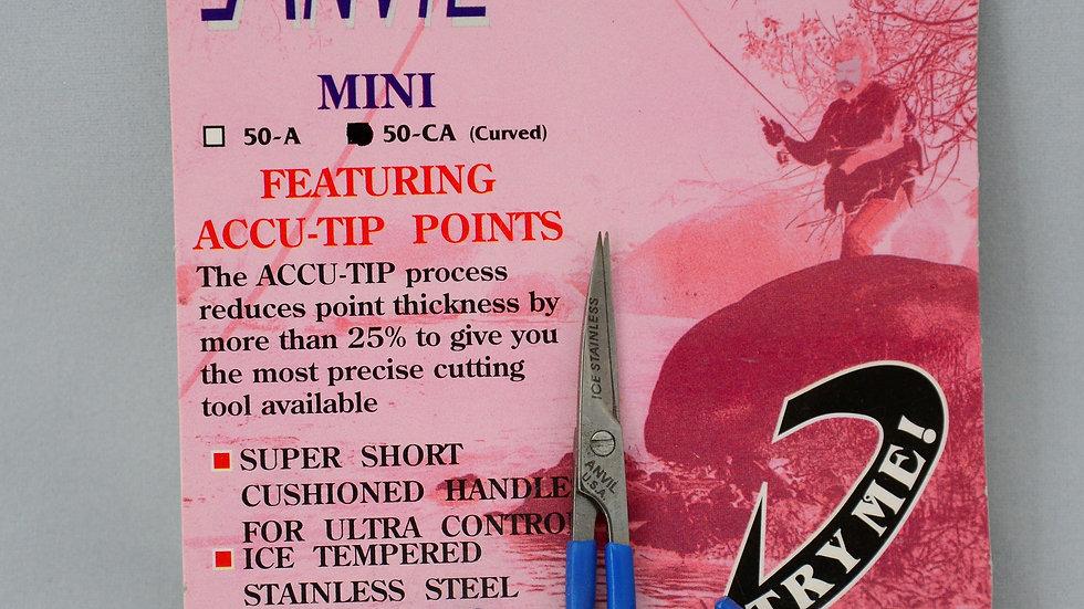 Anvil Mini Curved Scissor