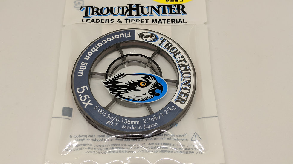 TroutHunter Fluoro Tippet