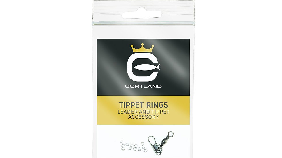 Cortland Tippet Rings