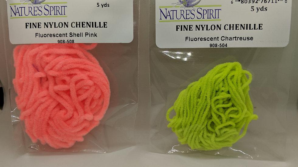 Nature's Spirit Fluorescent Chenille Fine Size