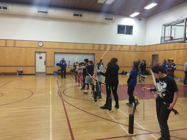 NAIG Archery Training Camp