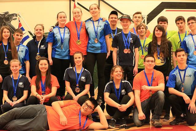 Archery Medalists