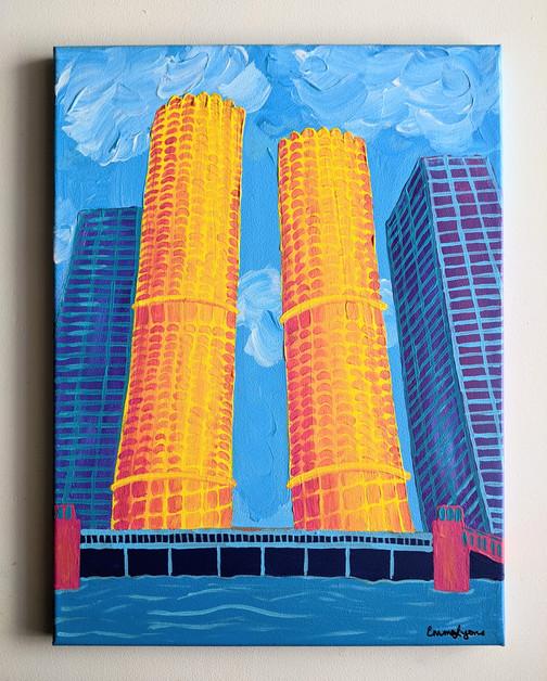 Marina Towers