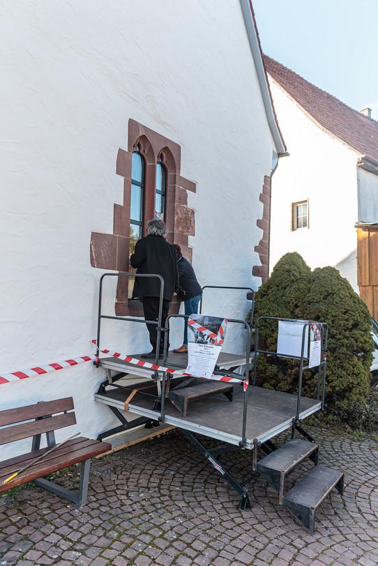 Umbau, Wendelinskapelle