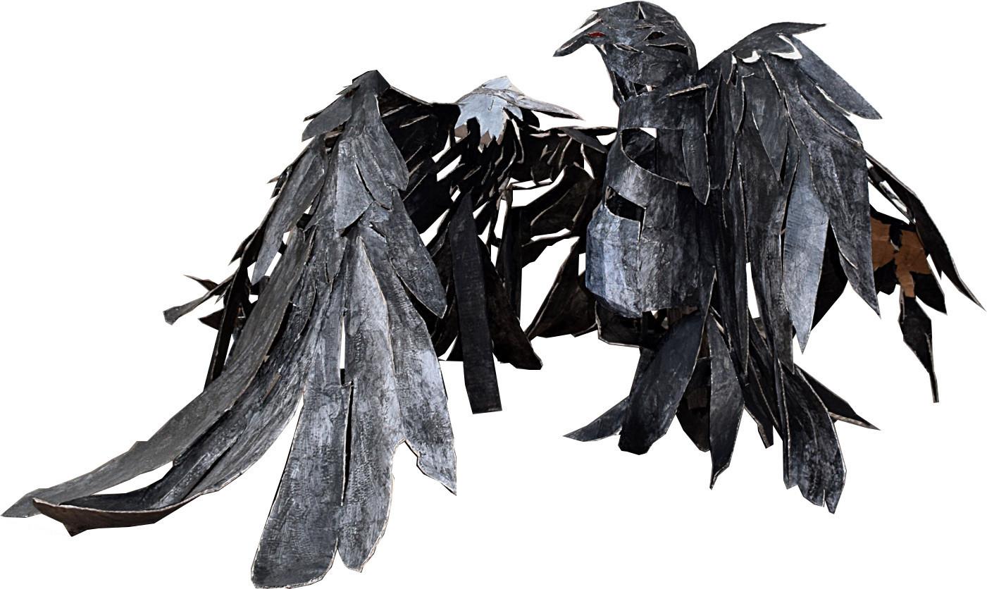 Vögel aus Freier Fall, 2015