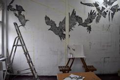 Ideenfindung im Atelier