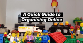A Quick Guide To Organising Online