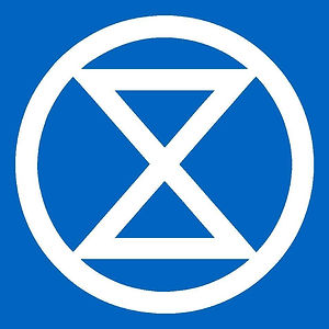 Extinction Rebellion Scotland Logo