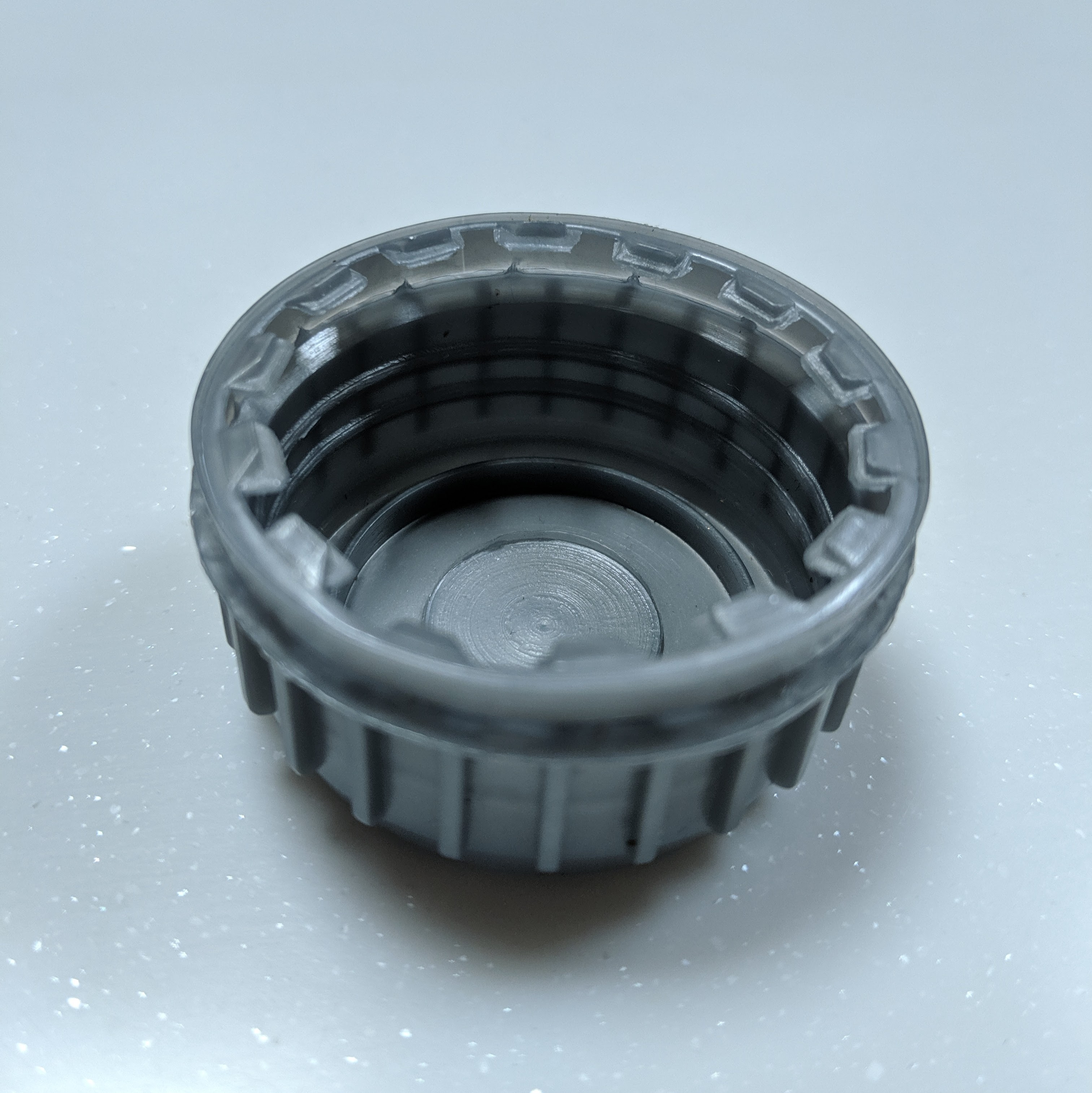 Lube Oil Cap