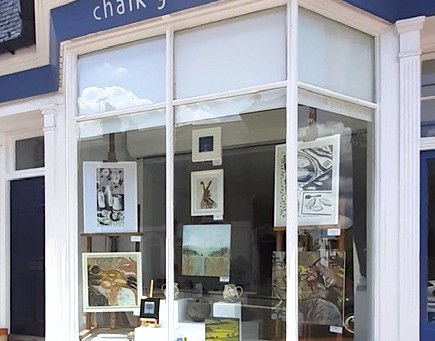 Summer at Chalk Gallery, Lewes