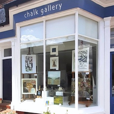 Chalk Gallery Summer window 2020