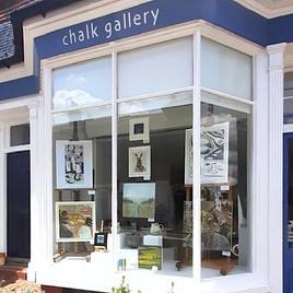 Chalk Gallery Summer window 2020