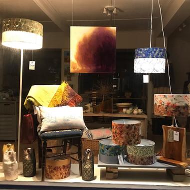 Greenfinch shop window