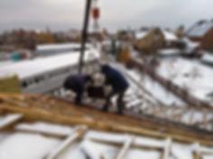 устройство стропильной системы дома в москве и московской области