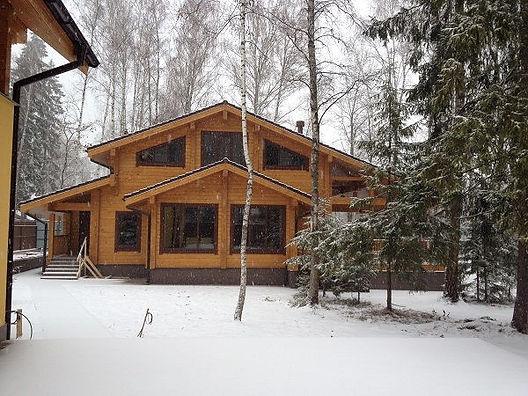 строительство деревянных домов москва и московская область