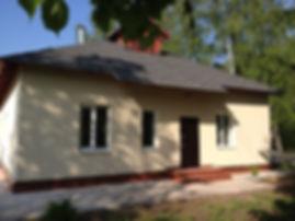 капитальный ремонт старого деревянного дома
