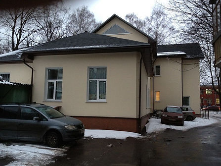 ремонт малоэтажных зданий
