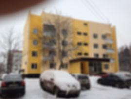 ремонт навесных фасадов