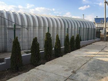 построить арочный ангар в московской области