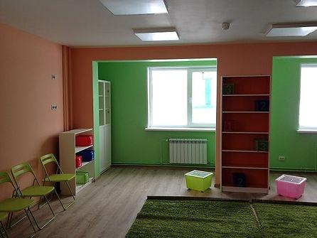 внутренняя отделка детского сада
