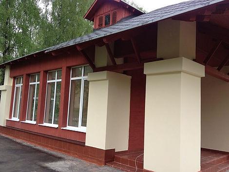 капитальный ремонт здания детского сада
