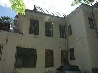капитальный ремонт фасада административного здания