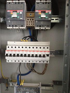 замена старой электропроводки в доме