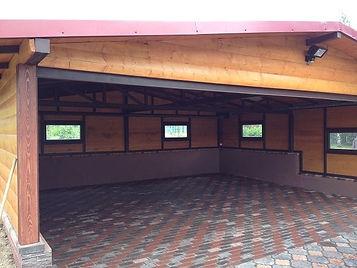 строительство парковок на даче