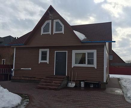 ремонт и реконструкция загородных домов