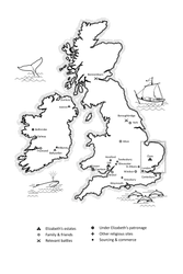 Significant Locations in the Uk