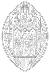 Seal of Clare College