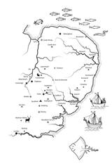 Rivers of East Anglia