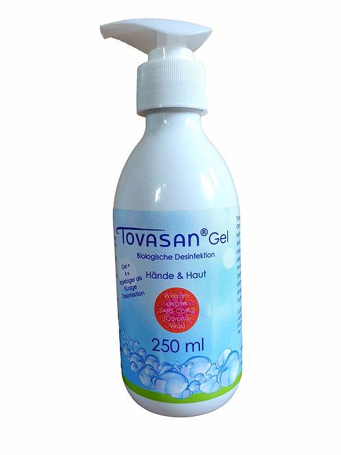Tovasan® Gel 250 ml Dosierpumpe